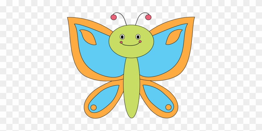 Butterfly Clipart - Butterfly Clipart #10980