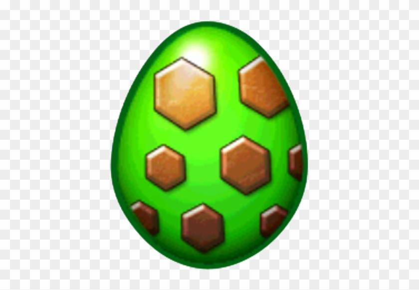 Ironwood Dragon - Dragonvale Ironwood Dragon Egg #11011