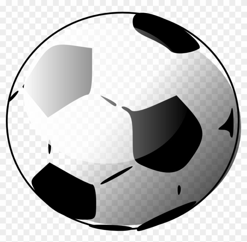 Pink - Soccer - Ball - Clipart - Ballon Clipart #11028