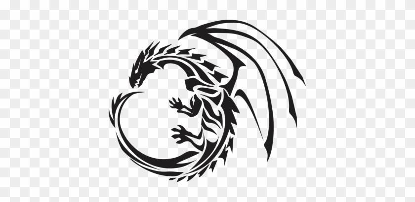 Dragon, Suzuki Tattoo Designs Png Png Images - Dragon Png #11048