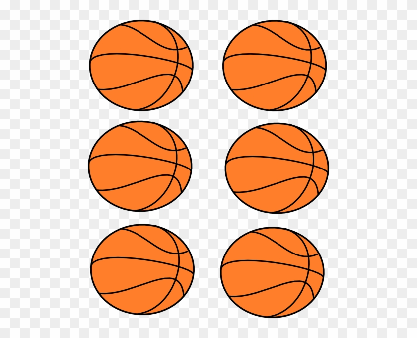 Basketball Clipart Free Printable - Printable Basketballs #11090