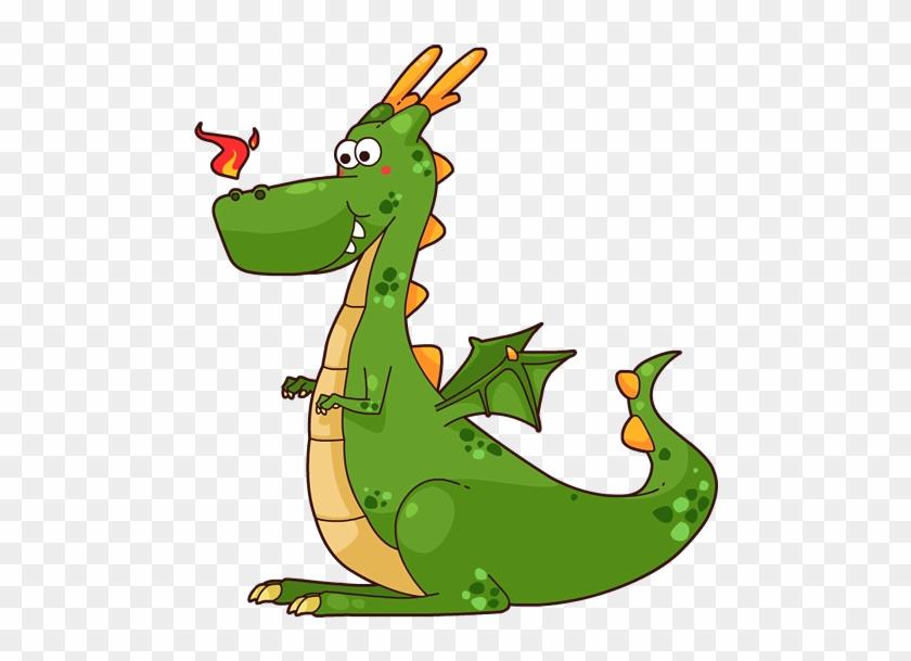 Dragon Clip Art - Clipart Dragon #11098