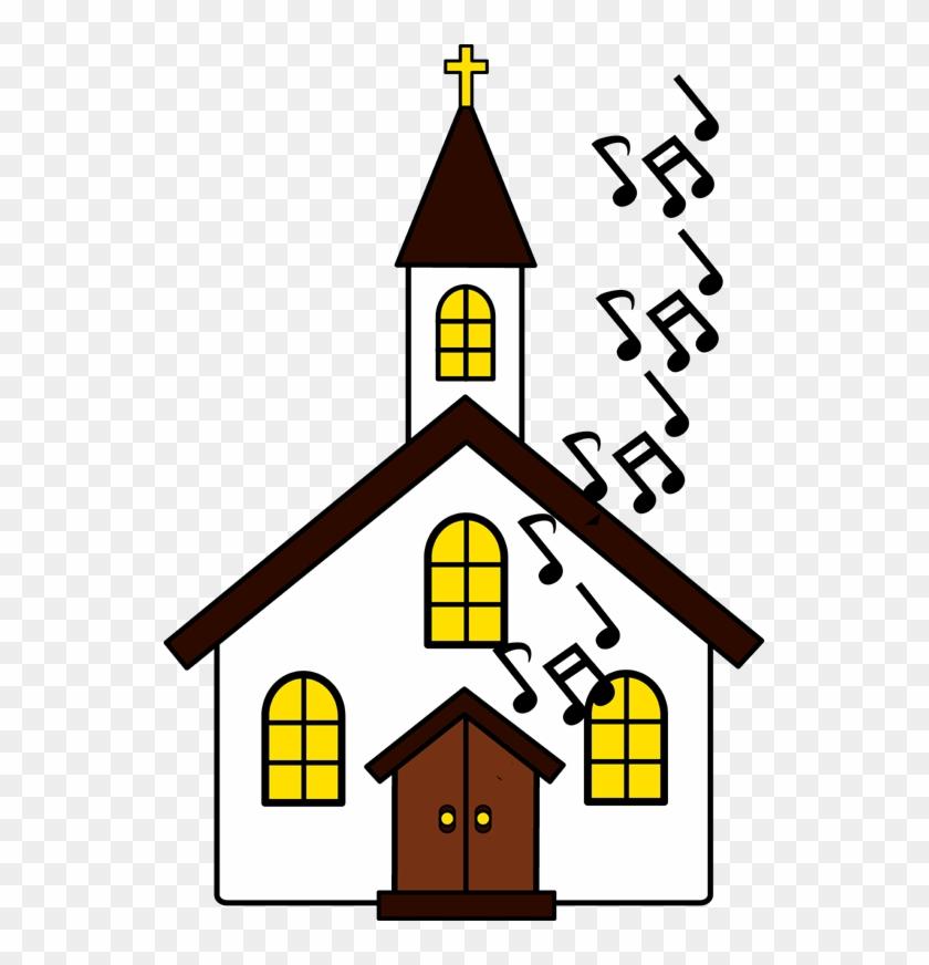 Church Music Clipart - Churchclip Art #11107