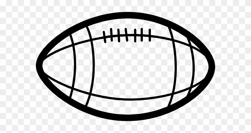 Football Clipart Free Clip Art Images Image - Football Clipart Black And White #11139