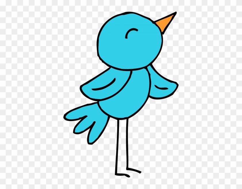 Lofty Ideas Blue Bird Clipart Cute Spring Bluebird - Spring Time Clip Art #11148