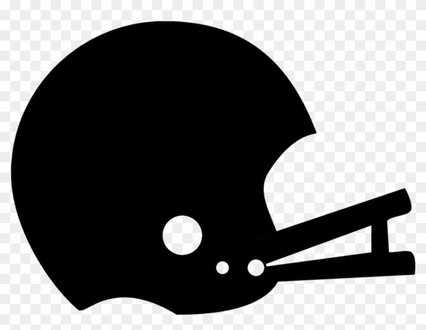 Football Helmet Clip Art - Football Helmet #11153