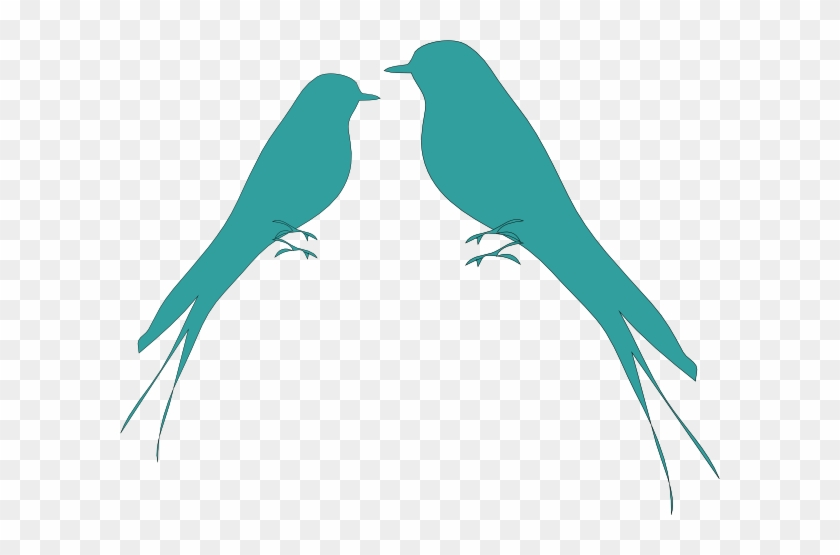Love Birds Clip Art Cliparts And Others Inspiration - Bird Silhouette #11167