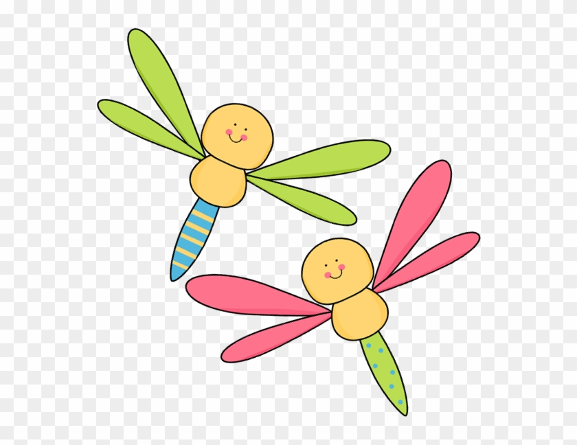 Dragon Fly Clipart - Flying Insect Clip Art #11209