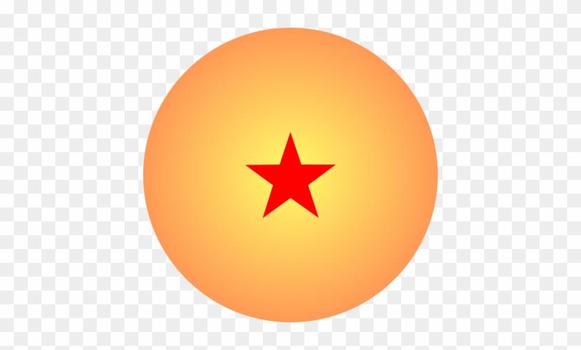 Clip Art Dragon Ball 5 61 Clipart Fans - Circle #11216