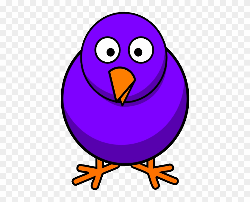 Cartoon Bird Clip Art At Clke - Cartoon Bird Clip Art #11268
