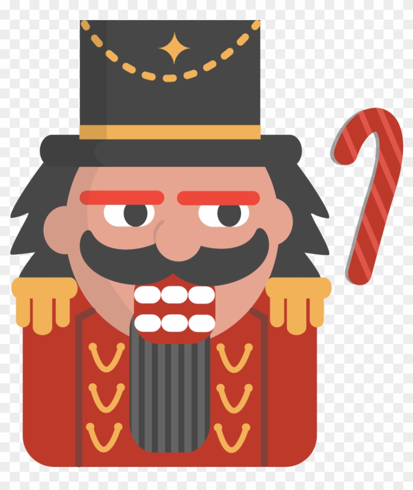Christmas Nutcracker Clipart - Nutcracker Clipart #11295