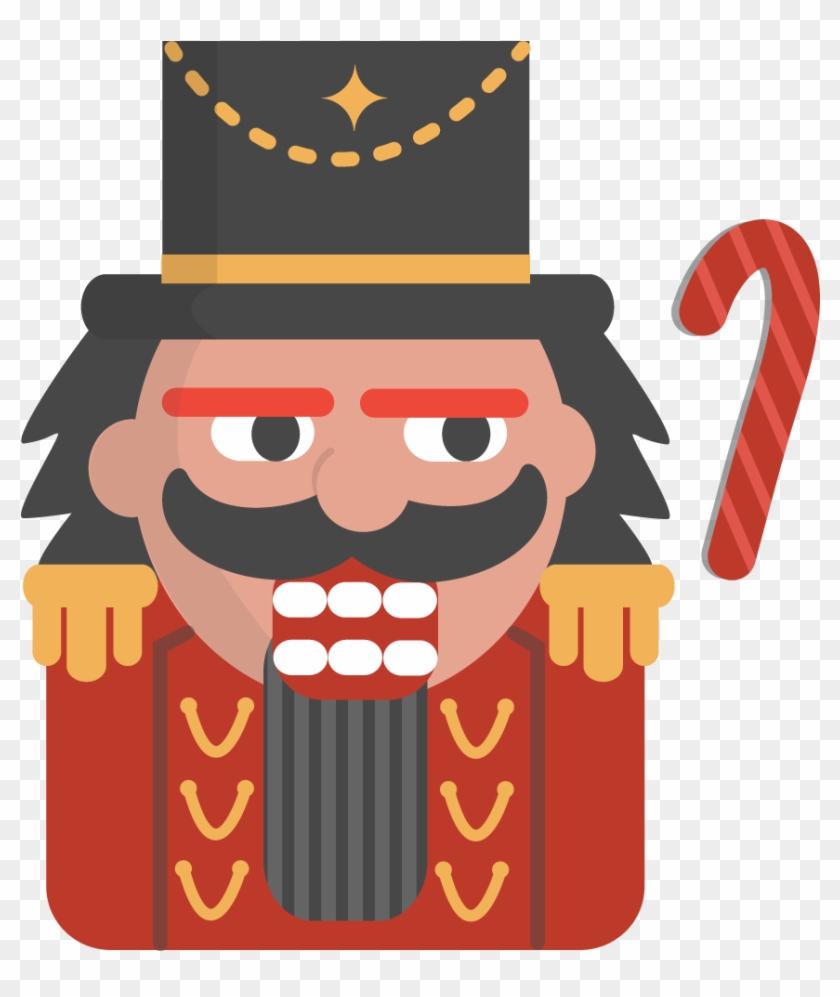 Christmas Nutcracker Clipart - Nutcracker Clipart #11295