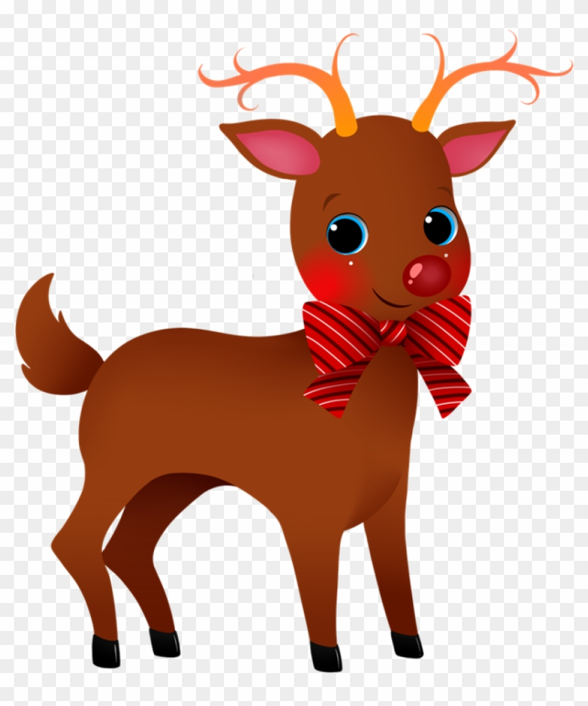 You May Also Like - Reindeer Clipart #11332