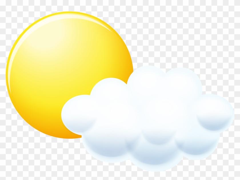 Cloud Clip Art - Clip Art #11361