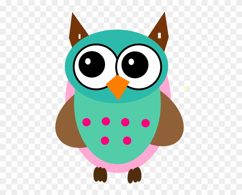 Baby Owl Clipart Black And White - Baby Owl Clip Art #11382