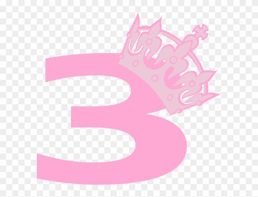 Pink Tiara Clip Art - Princesas Png #11391