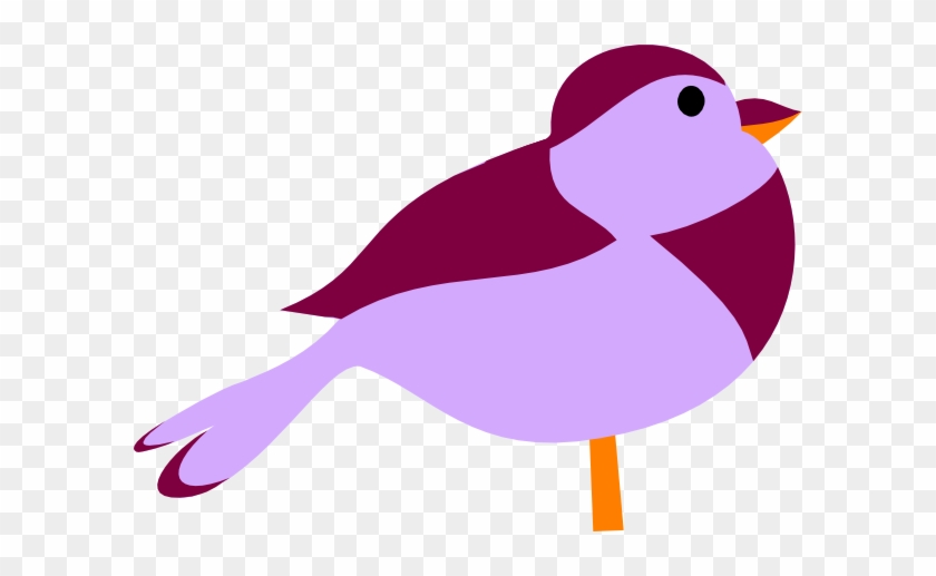 Bird Clip Art #11396