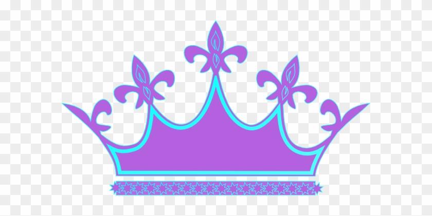 Purple - King Queen Vector #11403