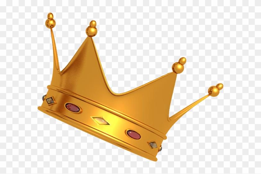 Gold Princess Crown Clipart Transparent Background - Crown Png #11436
