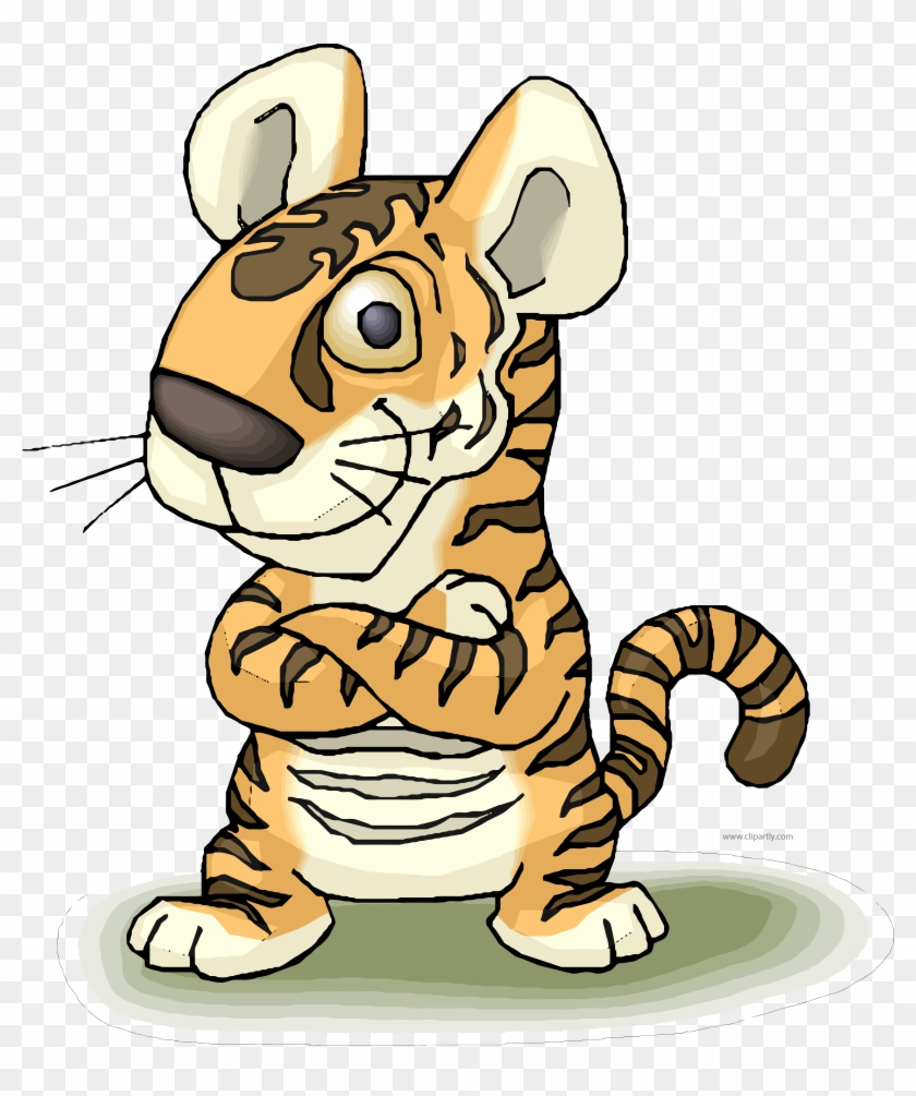 Clipart Info - Tiger Dancing Animated Gif #11450