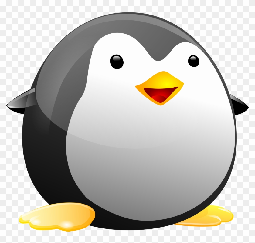 Tux - Линукс Пингвин #11458