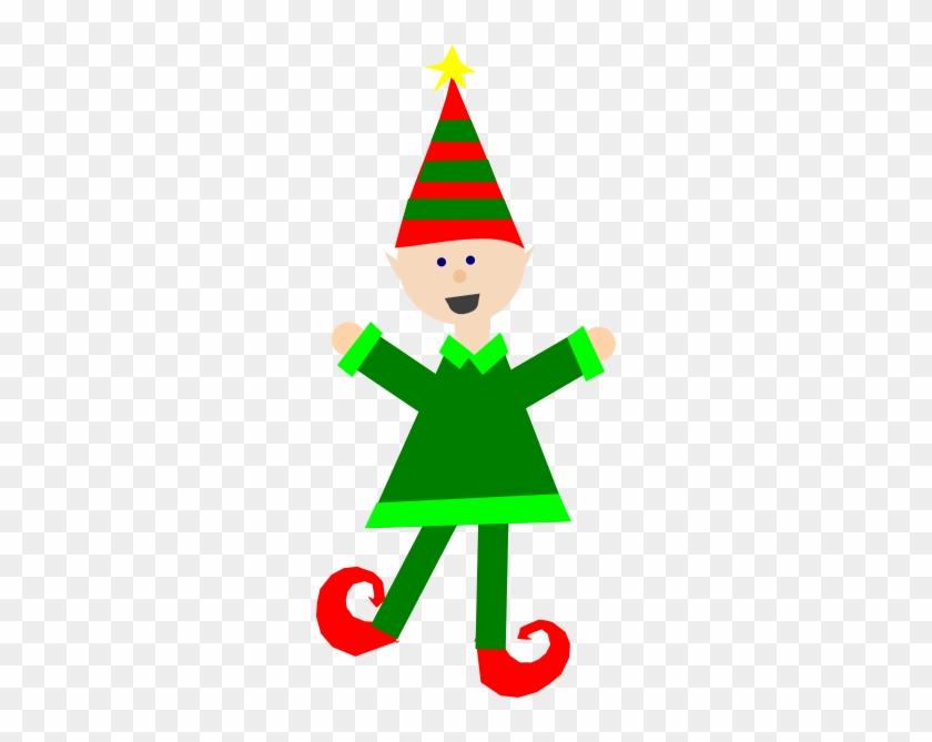 Elf Clipart Free - Elf Clipart Simple #11533