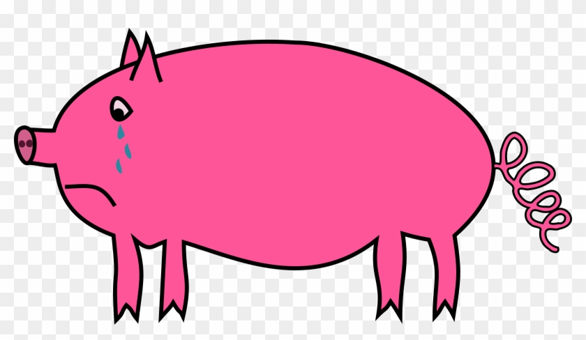 Sun Clipart Images Free - Crying Pig Clipart #11556