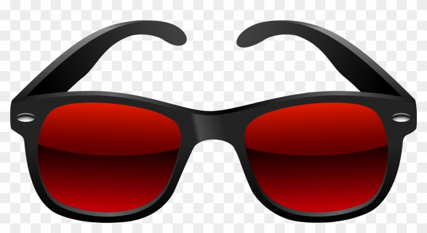 Sunglasses Glasses Clipart Black And White Free Images - Chasma Png Hd #11585