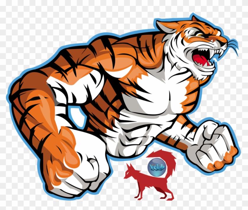 Tiger Vector - Bagas Rahman Dwi Saputra #11583