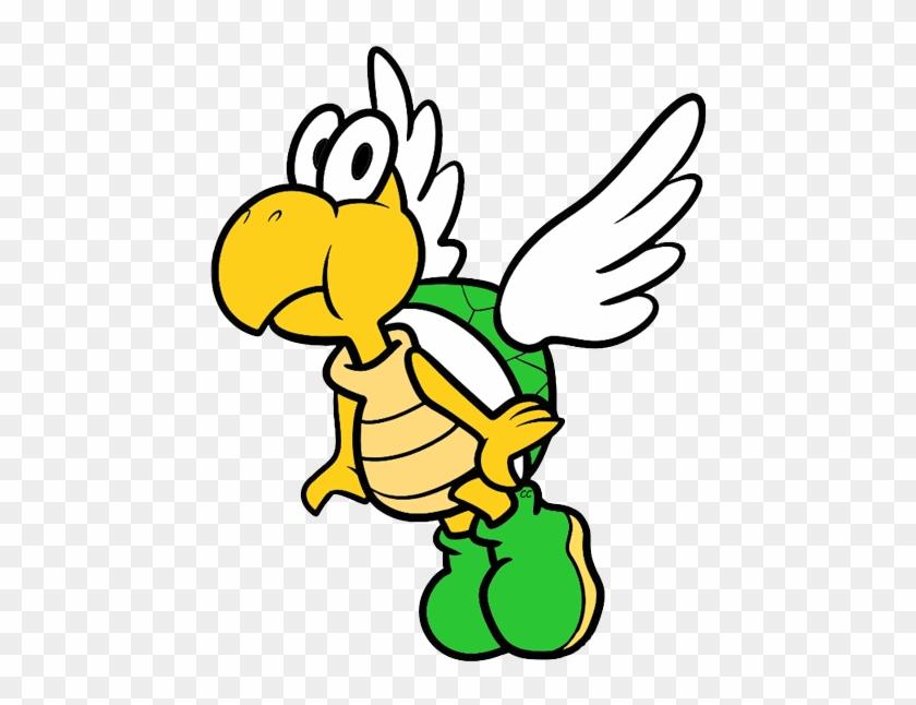 Princess Peach Yoshi Koopa Troopa - Dibujos De Mario Bross Para ...