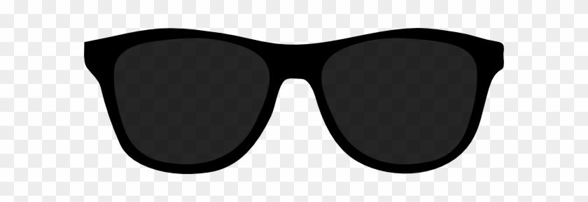 Sun With Sunglasses Clipart Transparent Free - Sunglasses Cartoon #11636