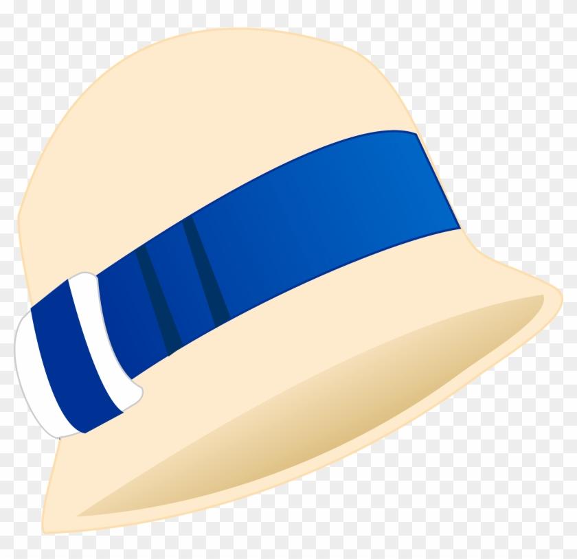 Sun - Hat - Clipart - Clip Art Hat Png #11639