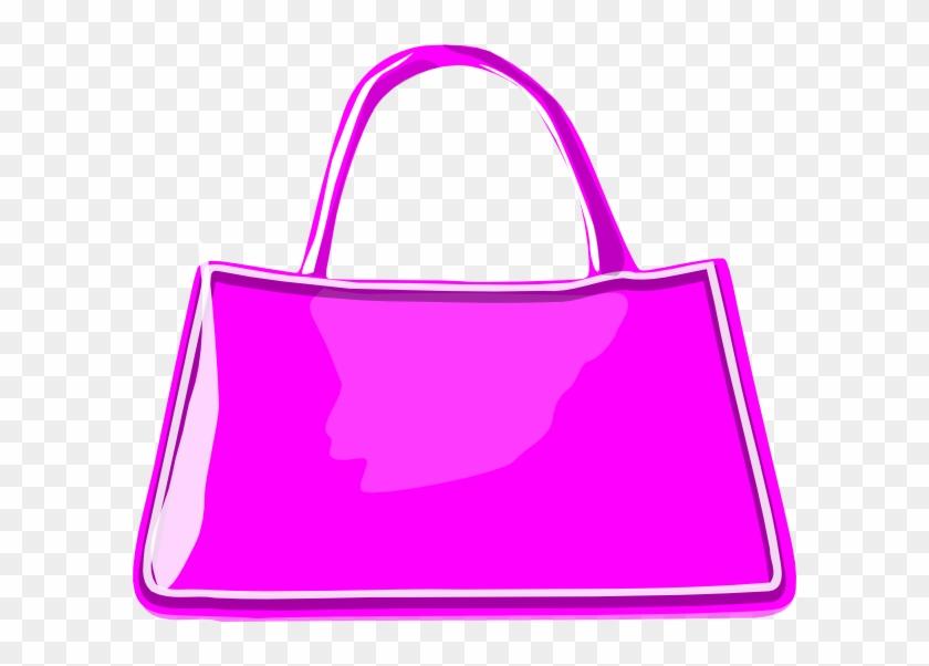Princess Clipart Handbag - Free Purse Clip Art #11700