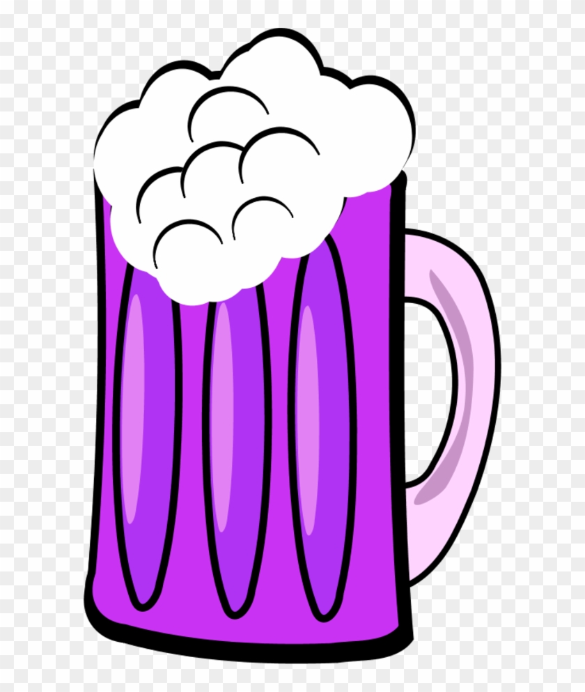 Vector Clip Art - Beer Clip Art #11711