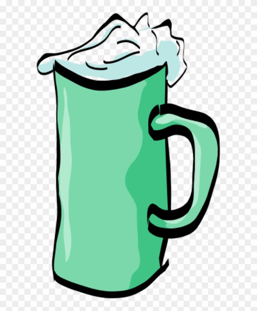 Beer Can Clip Art Clipartsco - Beer #11720