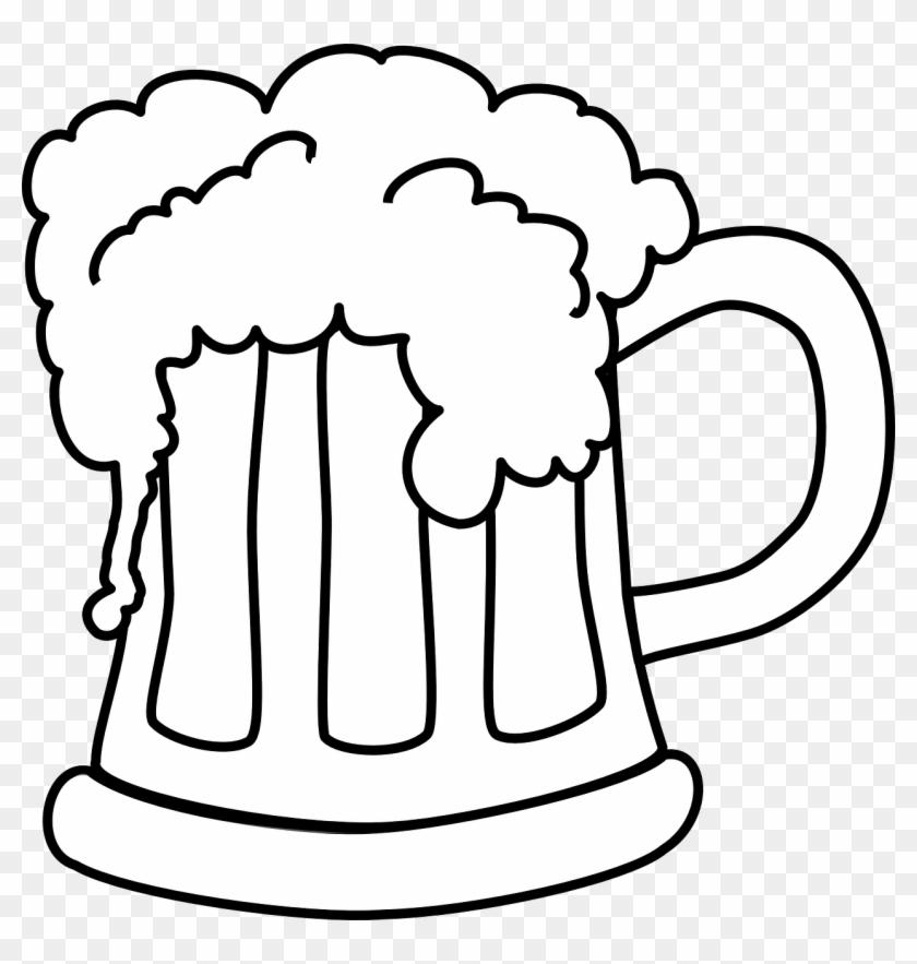 Beer Mug White Png #11755