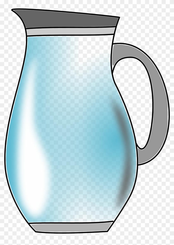 Beer Pitcher Jug Clip Art - Beer Pitcher Jug Clip Art #11879