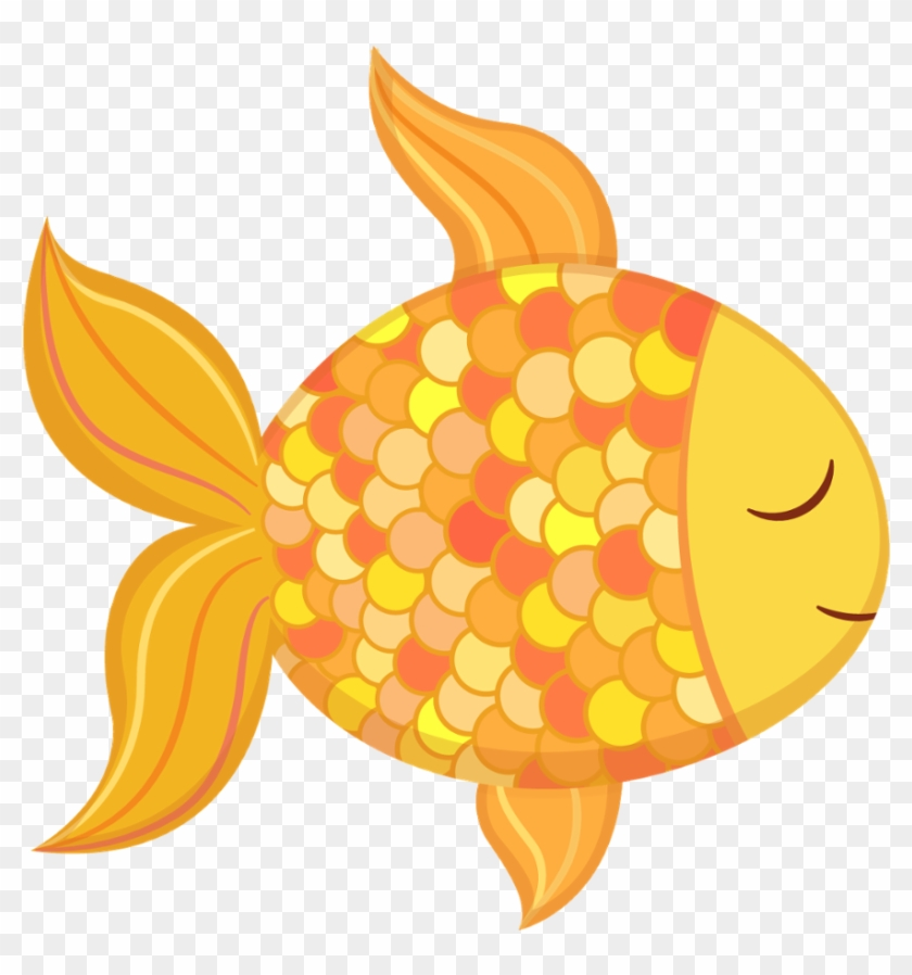○•‿✿⁀ocean Safari‿✿⁀•○ - Fish Clipart #11801
