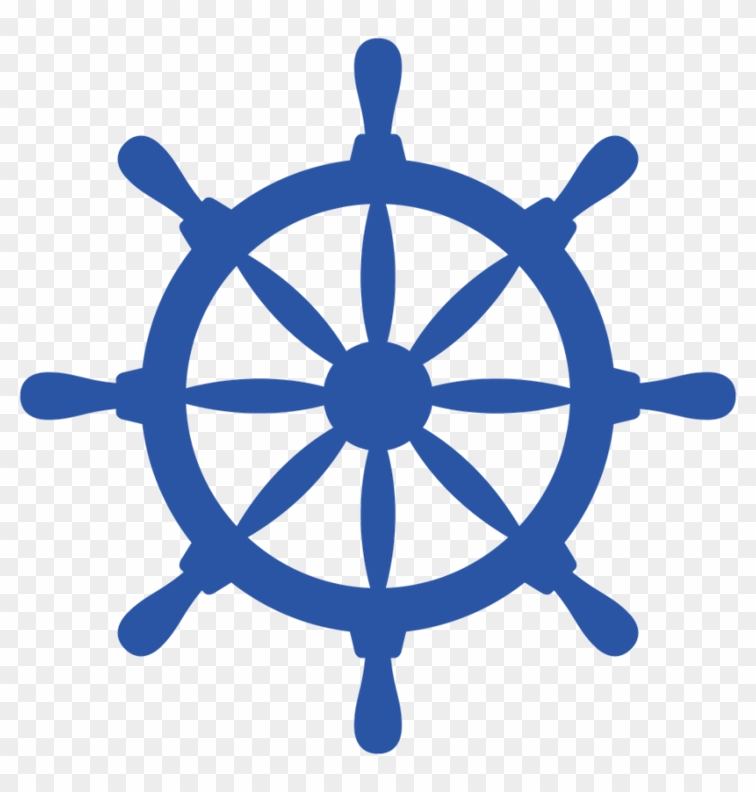 Download - Ship Wheel Transparent Background #11825
