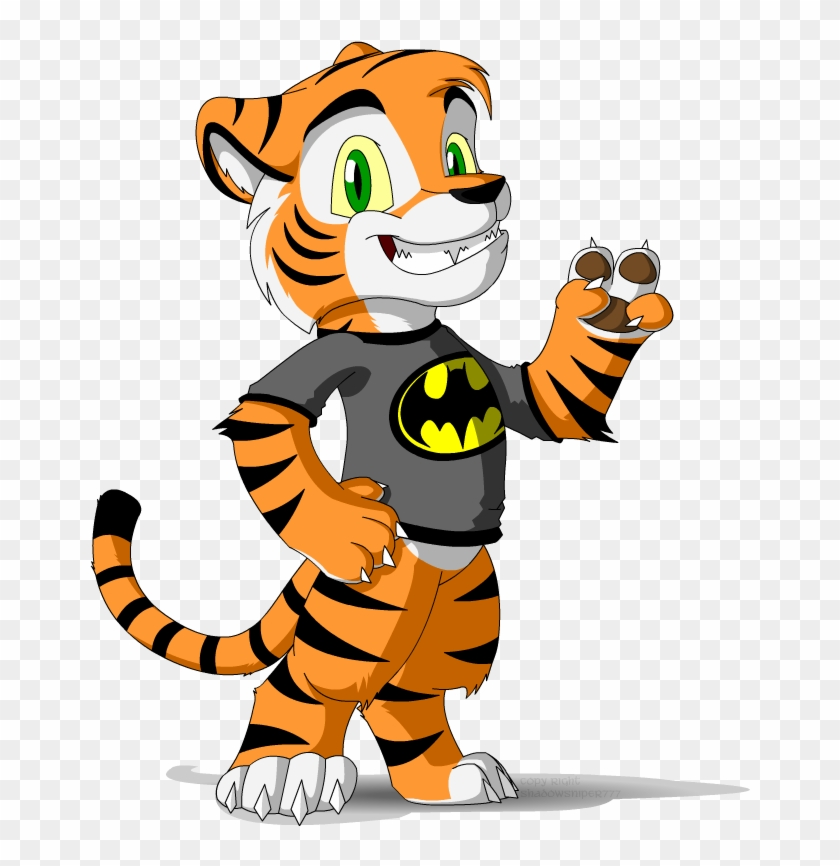 10 Tiger Face Cartoon Frees That You Can Download To - Cool Cartoon Tiger #11840
