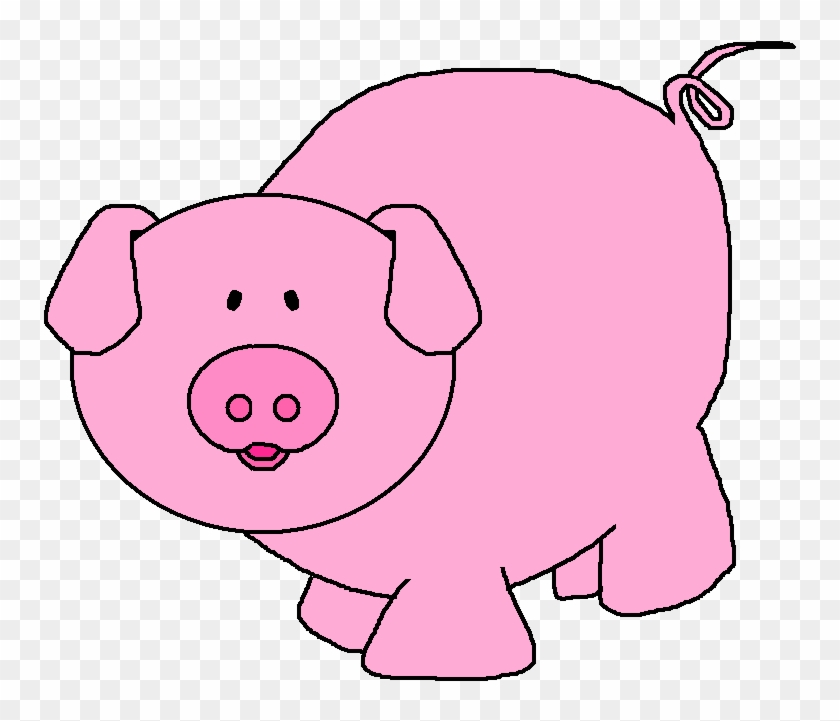 Clipart Of Pig Pigs Cartoon Kid Pigs Pinterest - Clip Art Of A Pig #11862