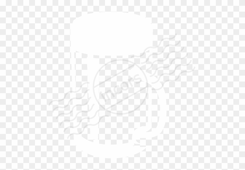 Receipt Printer Icon Clipart - Beer Icon Png White #11905