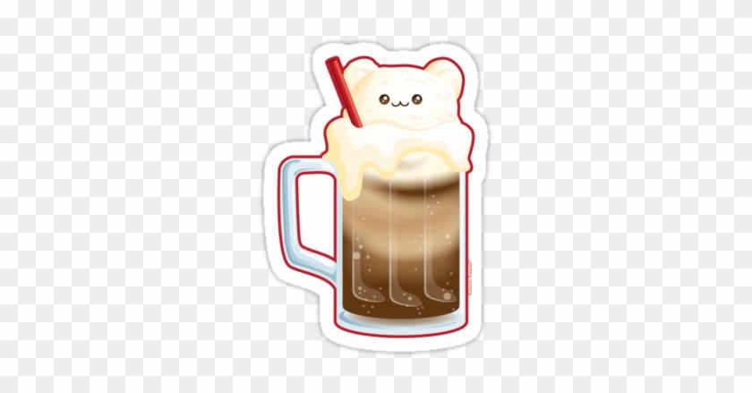 Root Beer Clipart Sticker - Root Beer #11912