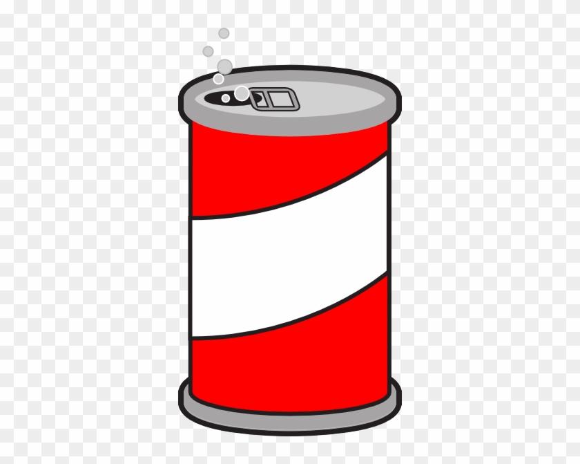 Soda Clip Art - Soda Can Clip Art #11916