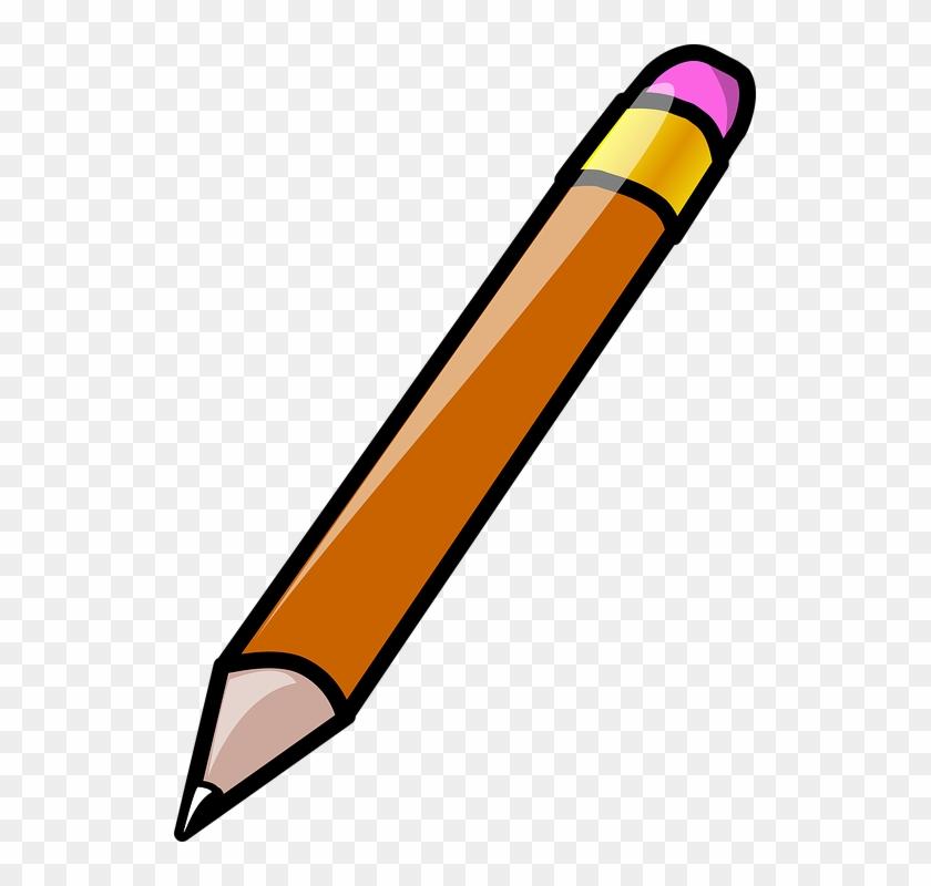 Crayon Clip Art - Pencil Png #11921