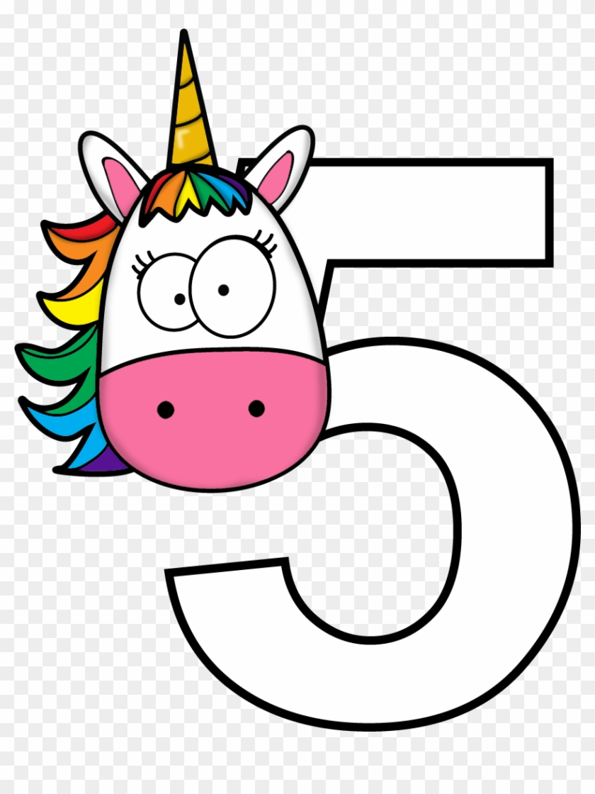 *✿*numeros*✿* - Numeros Unicornio #11925
