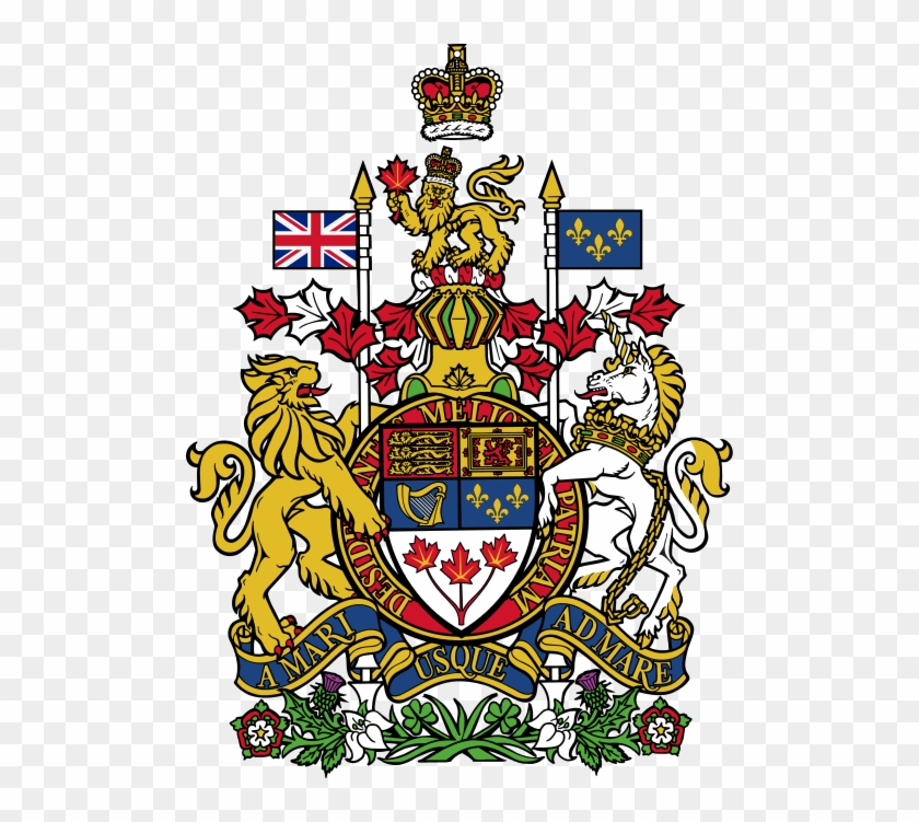 Canada Coat Of Arms #11948