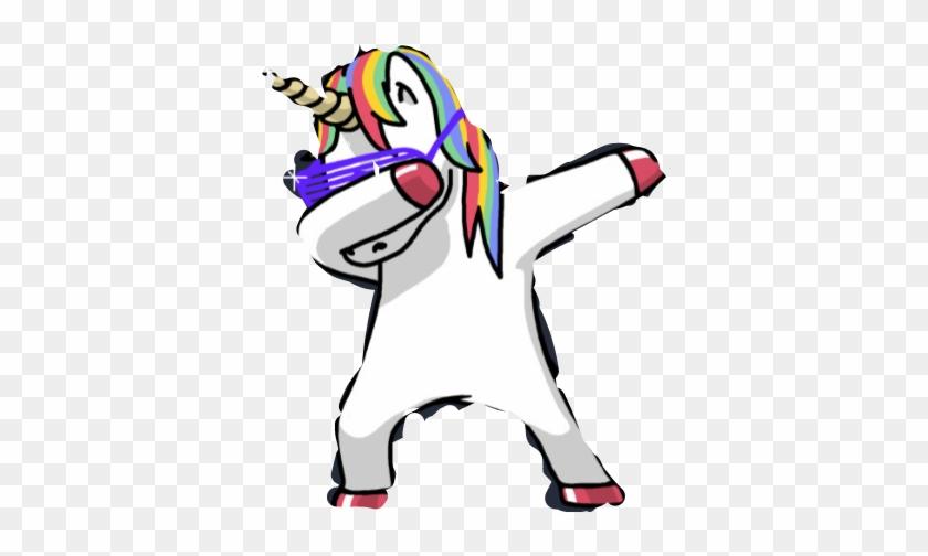 Unicorn Dab Unicorndabbing Dabbing Useitifyouwantto - Dabbing Unicorn #11955