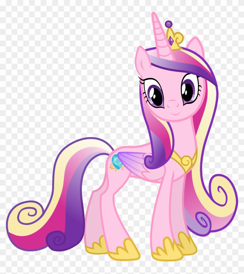 My Little Pony Unicorn Clipart - Mlp Cadence And Shining Armor #11961