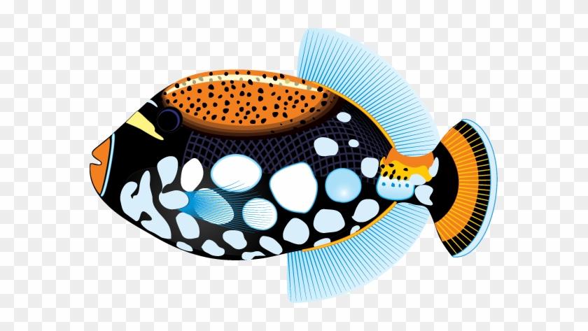 Clipart Info - Tropical Fish Clip Art #11970